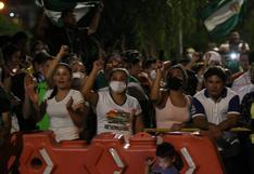 Bolivia: cientos protestan contra el triunfo de Luis Arce [FOTOS]