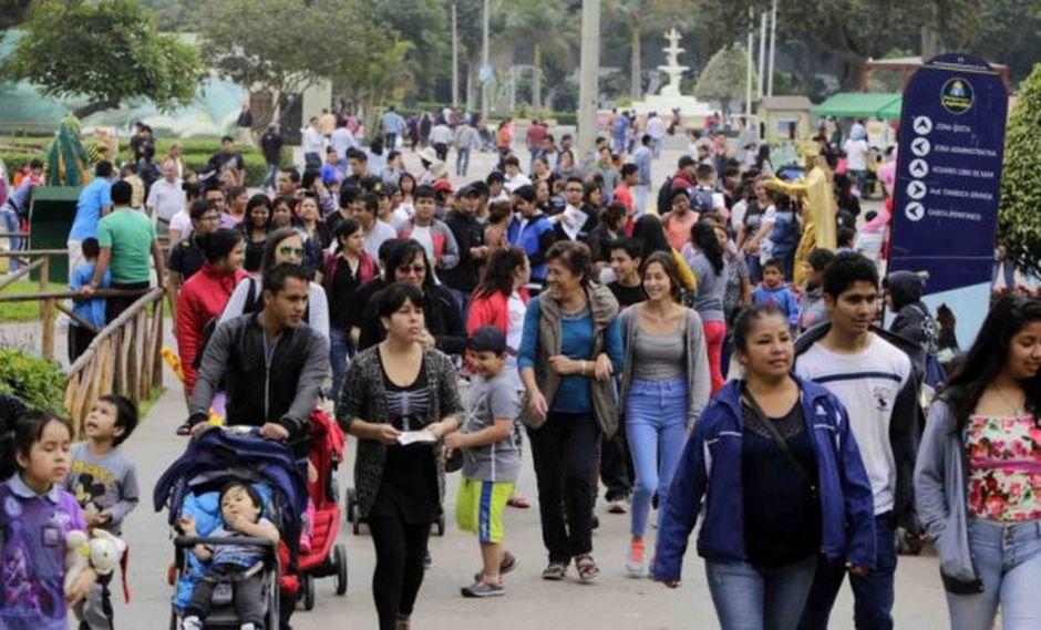 Peruanos podrán disfrutar de un semana largo. (Foto: Andina)