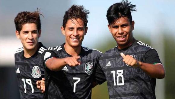 México y Paraguay debutan en el Mundial Sub 17. (Foto: @miseleccionmx)