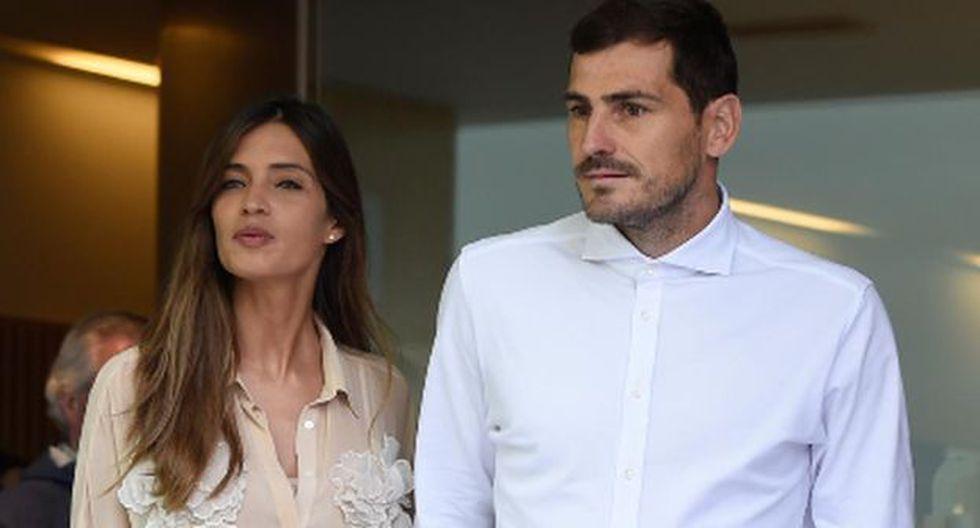 Iker Casillas sufrió un infarto a inicios de mes en entrenamiento de Porto. (Foto: AFP)