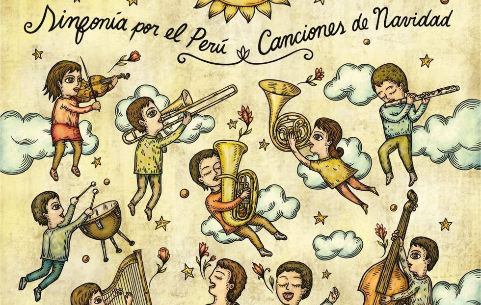 Sinfonía por el Perú lanza su primer trabajo discográfico. (Difusión)