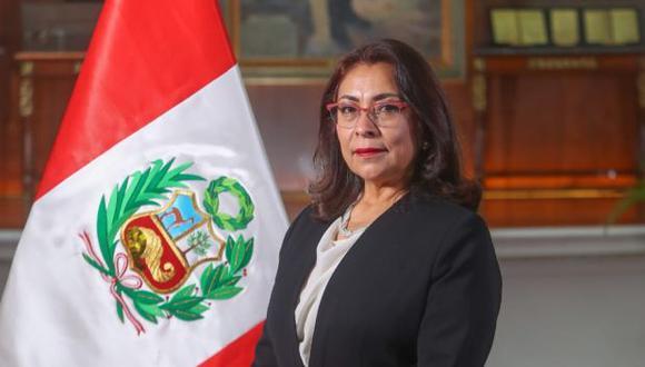 La abogada constitucionalista Violeta Bermúdez es la quinta mujer en asumir la Presidencia del Consejo de Ministros. (Foto: Presidencia)