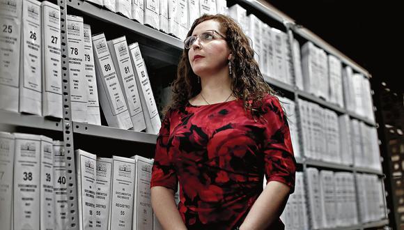 Rosa María Bartra. Congresista de Fuerza Popular (Perú21)