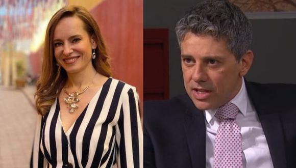 Gaby Platas y Paco de la O estuvieron casados por nueve años (Foto: Instagram)