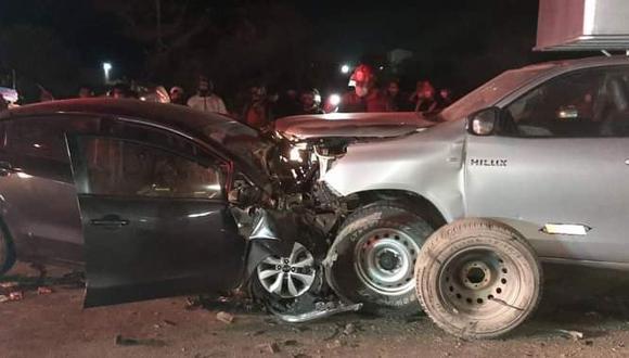 Lambayeque:  dos personas fallecieron cuando eran trasladadas al Hospital Regional de Lambayeque. Foto: Difusión)