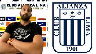 Hernán Barcos ilusiona a los hinchas de Alianza Lima