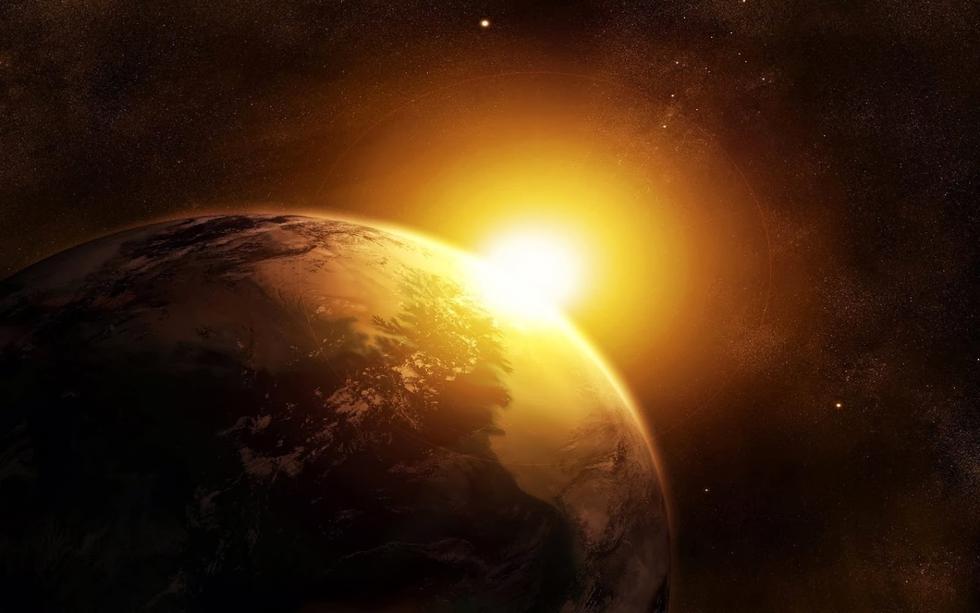 La Tierra más rápida y furiosa: Mañana aumentará su velocidad durante el perihelio. (Difusión)