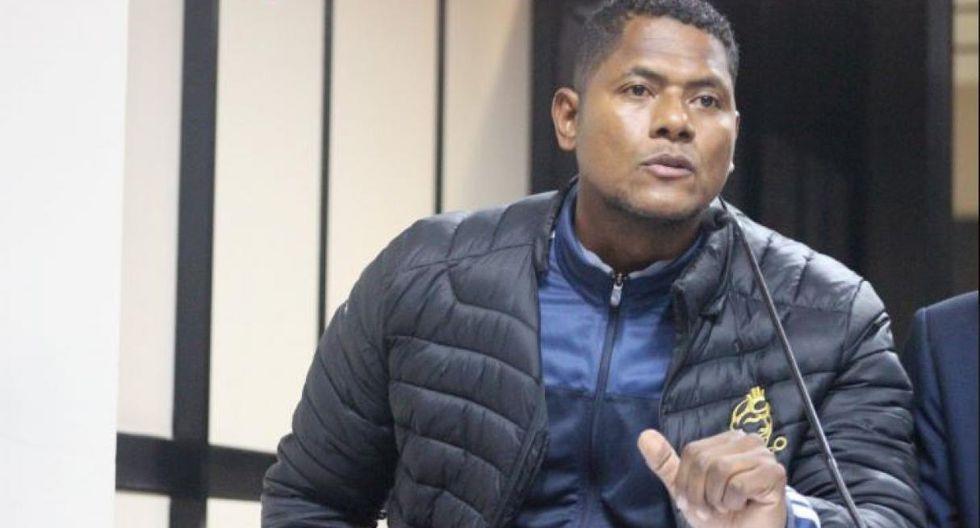 Juan 'Chiquito' Flores fue sentenciado a 94 jornadas de prestación de servicios a la comunidad. (Corte Superior de Justicia Lima Norte)