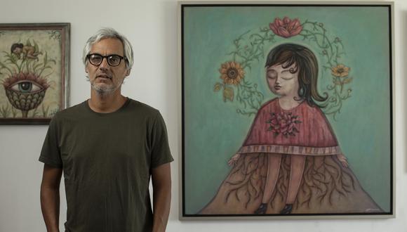 El artista Fito Espinosa llegó a los 50 años de edad.