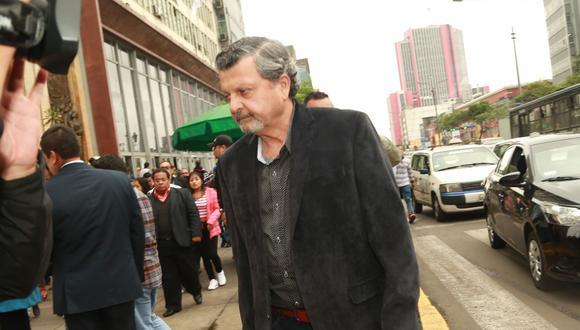 Admitió que acompañó Zamora cuando este arrojó los restos de Yactayo por Lima, pero no sabía nada. (Foto:)