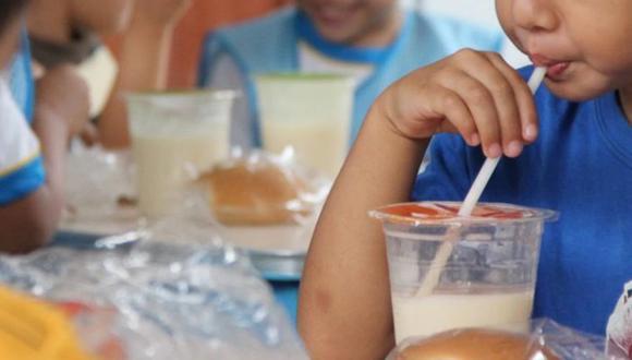Qali Warma anuncia que desde mañana se distribuirán alimentos almacenados en colegios. (Foto: Midis)