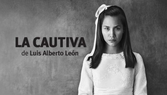'La cautiva' fue dirigida por por Chela de Ferrari y escrito por Luis Alberto León. (Difusión)