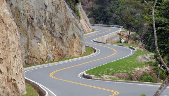 Consiste en una vía con un ancho de 7.20 metros, bermas de 1.5 metros al lado izquierdo y 3 al lado derecho. (Cortesía)