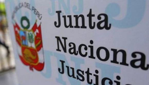 La Junta Nacional de Justicia y una lección del pasado. (Foto: GEC)