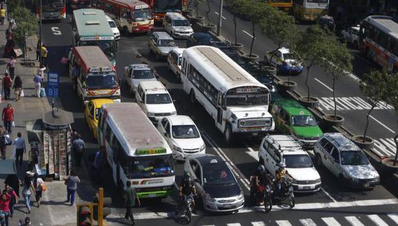 'TuRuta', la app que te ayuda a movilizarte en el caótico transporte público de Lima. (USI/Referencial)