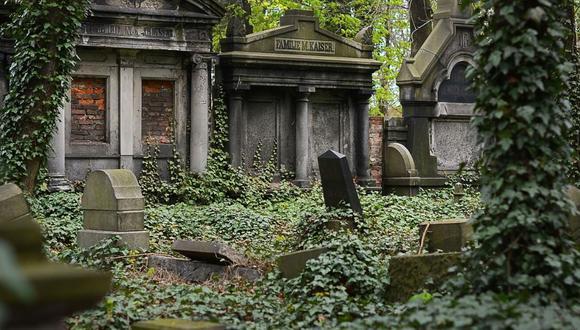 Si te gusta el terror y el arte, visita estos cementerios. (Foto: Pixabay)