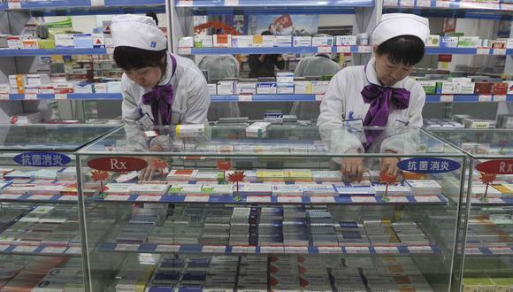 Tan solo en 2010, en todo el mundo se consumieron 70,000 millones de dosis de antibióticos. (Foto: EFE)