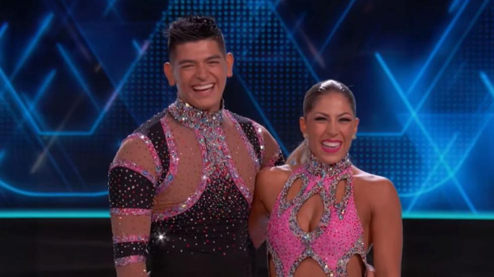 Ricardo Vega y Karen Forcano había deslumbrado hace unos meses en redes sociales.