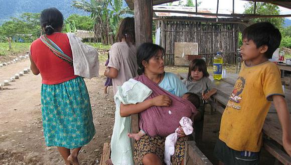 Minsa ordenó campaña de vacunación en 42 comunidades. (USI)
