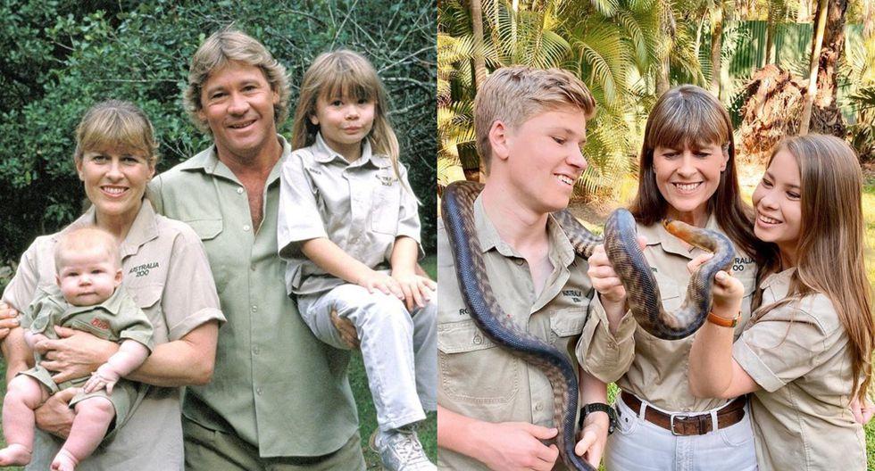 Familia de Steve Irwin rescató a más de 90 mil animales tras los incendios de Australia. (Agencias)