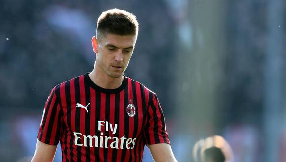 Milan perdió 5-0 contra Atalanta, la peor derrota del club desde 1998. (Foto: EFE)