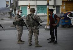 """Elecciones 2021: """"Detenciones se producirán en caso de resistencia a la autoridad y delitos"""", advierte Elice"""