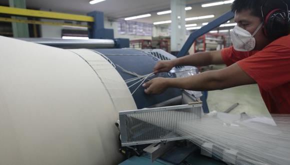 Se beneficiarían textiles. (USI)
