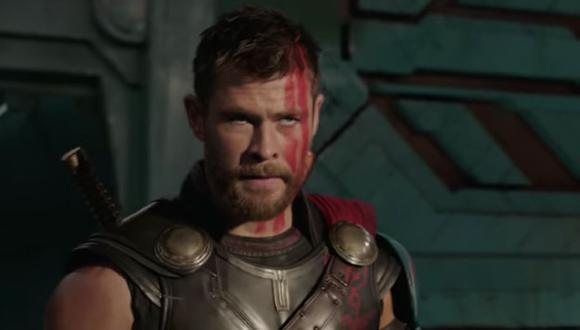 La cinta de Marvel llega en noviembre. Paciencia. (Captura)
