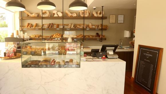 La nueva panadería del Country.