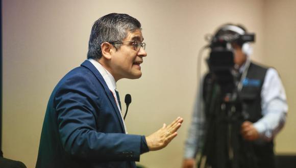 El fiscal José Domingo Pérez justificó el pedido para revocar el arresto domiciliario y que se regrese a la prisión preventiva de PPK. (Foto: GEC)
