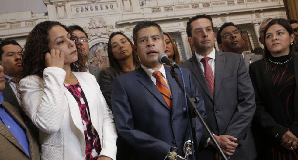 Fuerza Popular criticó declaraciones de Marisol Pérez Tello sobre indulto. (Piko Tamashiro)