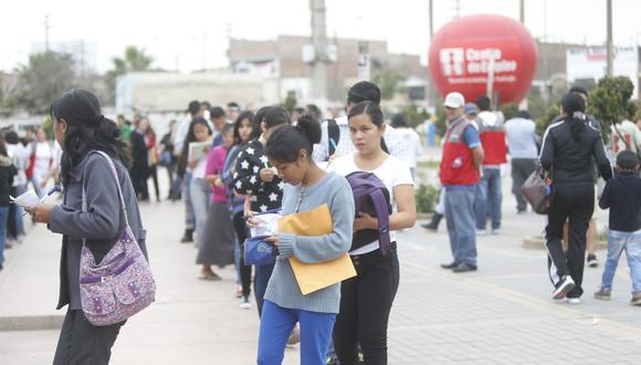 Muchas personas han perdido su empleo debido a la pandemia del coronavirus. (Foto: GEC)