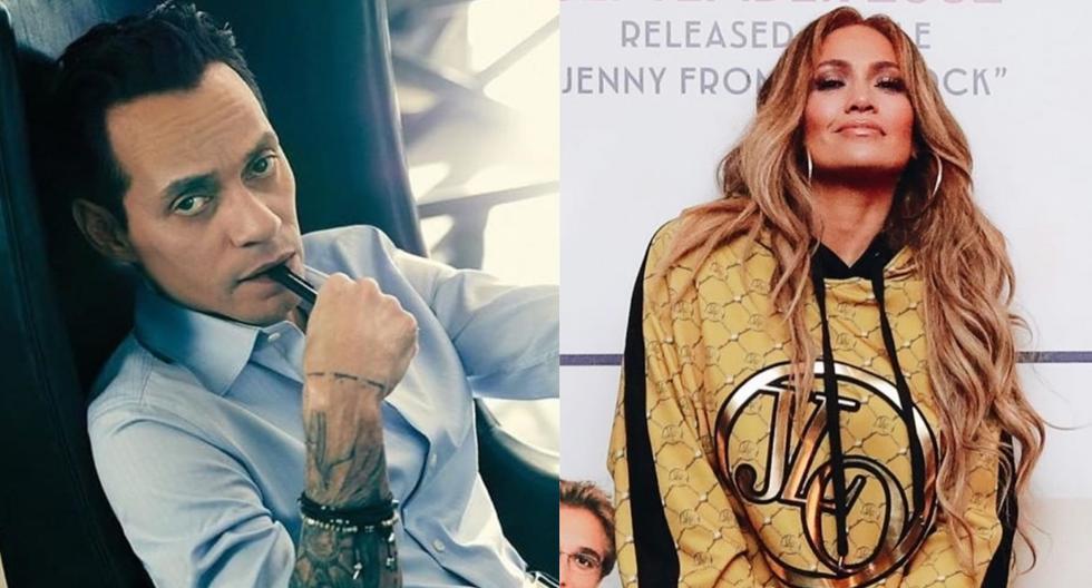 Marc Anthony y su divertida publicación que muestra que tiene presente a Jennifer Lopez. (Foto: @Jlo/@marcanthony)