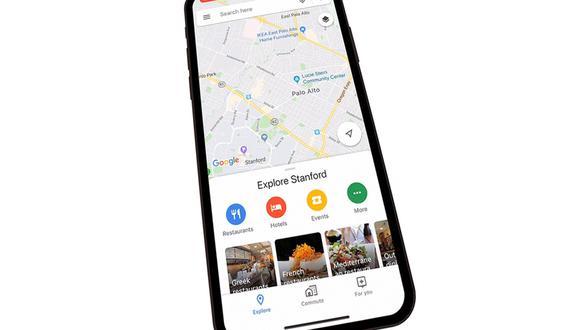 ¿Quieres descargar un mapa de Google Maps y así ahorrar demasiados datos en tu celular? (Foto: Google)
