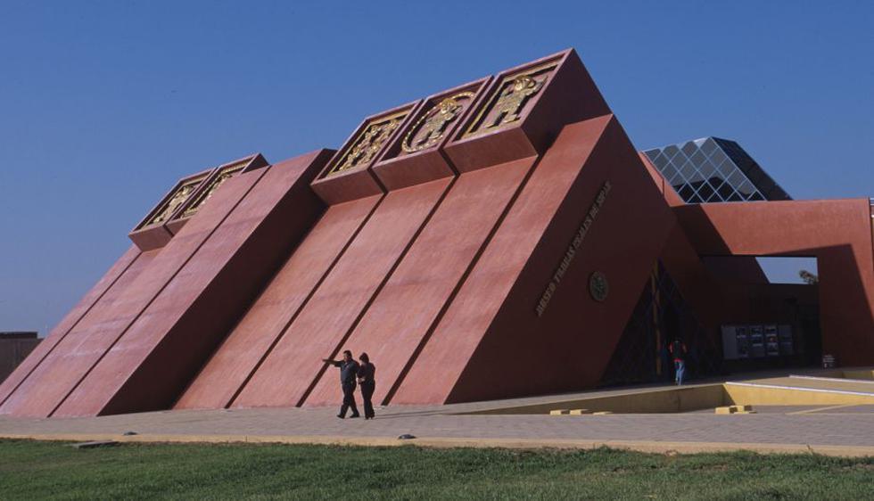 Museo Tumbas Reales de Sipán. (USI)