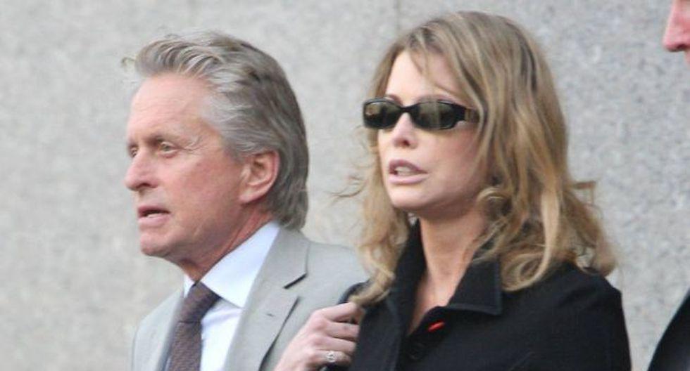 Diandra y Michael estuvieron casados desde 1977 hasta el 2000. (Internet)
