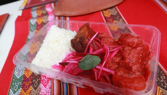 El Puka Pikante cuenta por lo menos con más de 300 años en la gastronomía local y regional. (GEC)