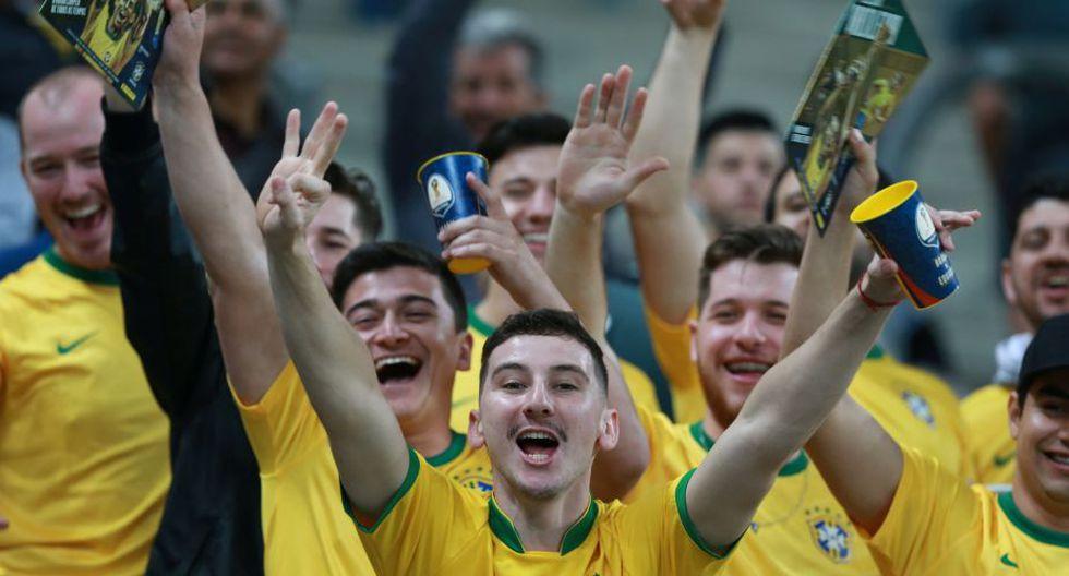 Selección busca olvidar el 7-1 sufrido por Alemania en el Mundial 2014. (Reuters)