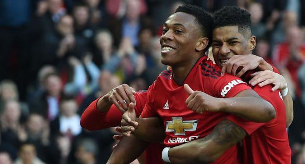 Manchester United vs. Norwich City: chocan por la  fecha 10 de la Premier League. (Foto: AFP)