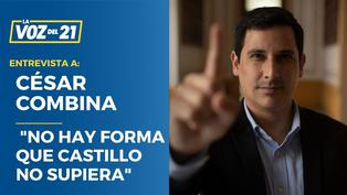 "César Combina: ""Castillo debe estar en esta investigación"""
