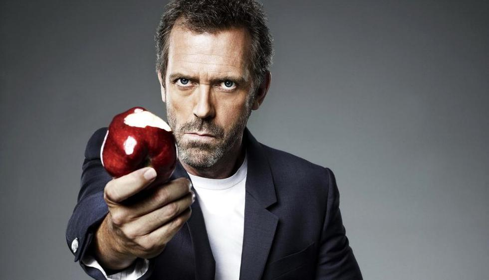 Dr. Hourse – 'Gregory House' (Hugh Laurie). (Difusión)