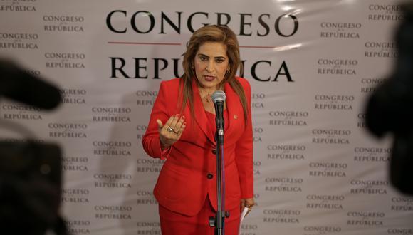 Criticó la falta de representación en la lista presentada por Fuerza Popular. (USI)