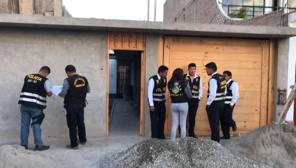 También se allanaron 30 inmuebles y cuatro celdas del establecimiento penitenciario Río Seco (Foto: Andina/Referencial)