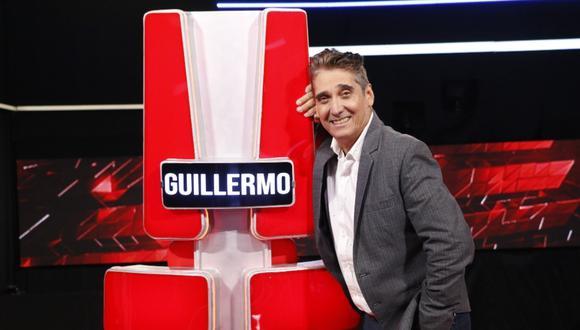"""Guillermo Dávila fue confirmado como nuevo entrenador de """"La Voz Perú"""". (Foto: Latina)"""