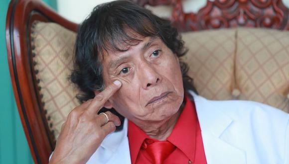 El cantante habría sido operado del brazo izquierdo. (Foto: Comercio)
