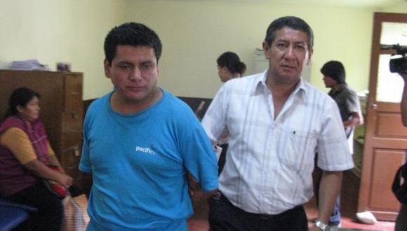 Rodríguez Cabanillas fue capturado en la madrugada. (Alan Benites)