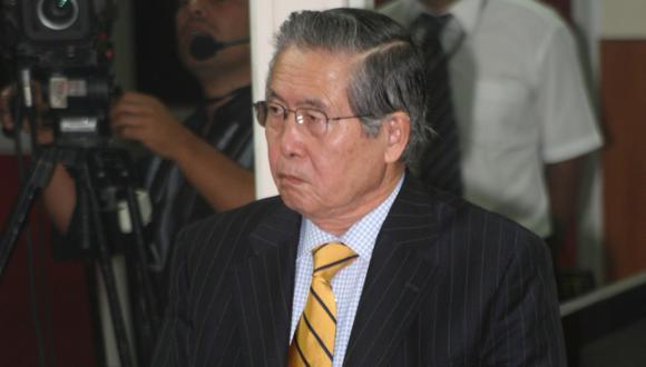 Alberto Fujimori asistirá a su quinto juicio. (Difusión)