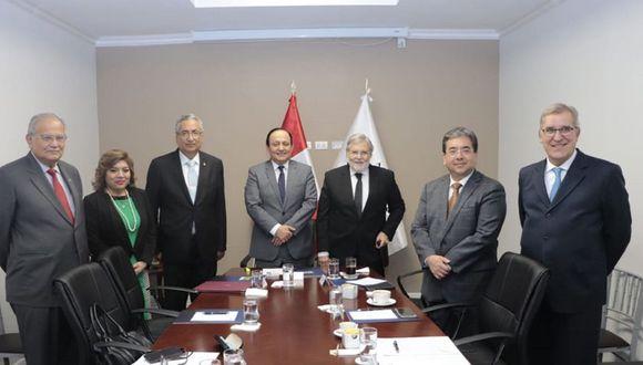 La ceremonia de juramentación de los miembros de la Junta Nacional de Justicia (JNJ) está prevista para el 6 de enero del 2020. (Foto: Andina)