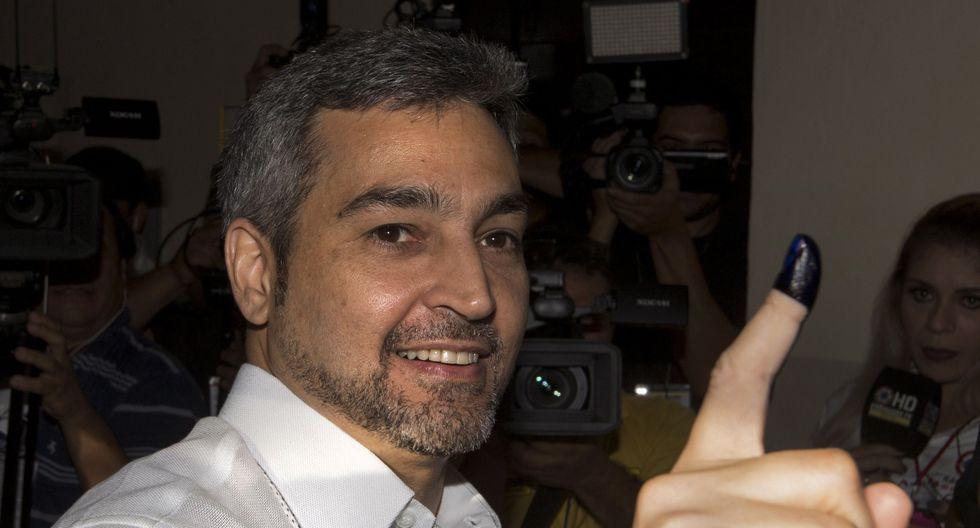 Mario Abdo Benítez asumirá funciones como presidente en agosto. (AFP)