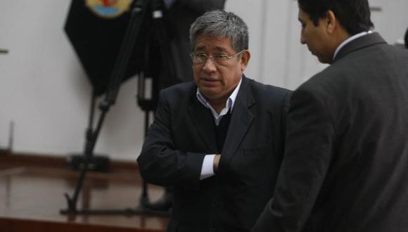 La sesión del caso Narcoindultos fue suspendida. (Perú21)